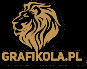 Logo Lew Grafikola.pl