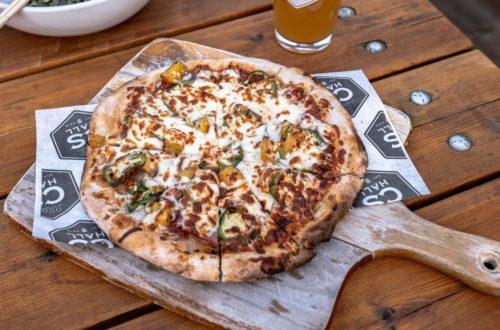 Pizza menu pizzeria restauracja włoska