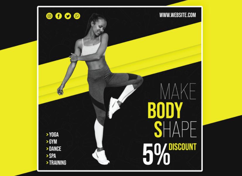 Siłownia ćwiczenia fitness