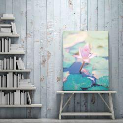 12 - obraz na płótnie - lilia wodna