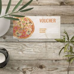 Voucher pizza nr 4