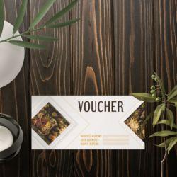 Voucher restauracja bon upominkowy